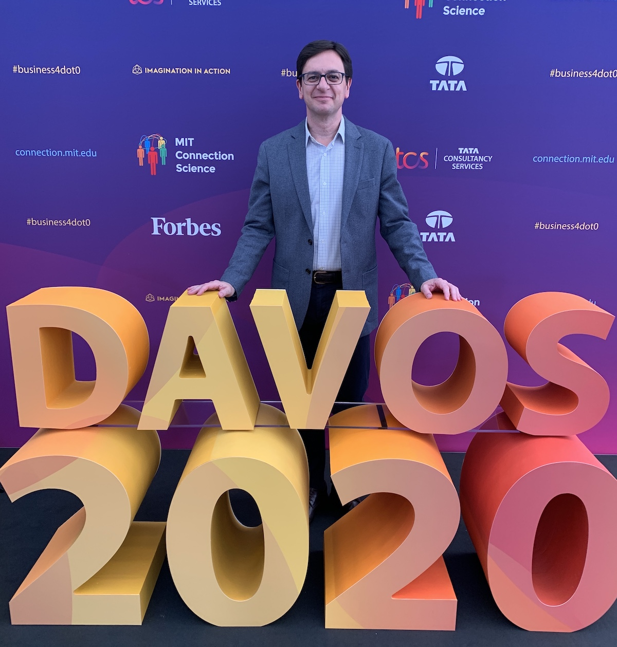 Participation at Davos conference 2020