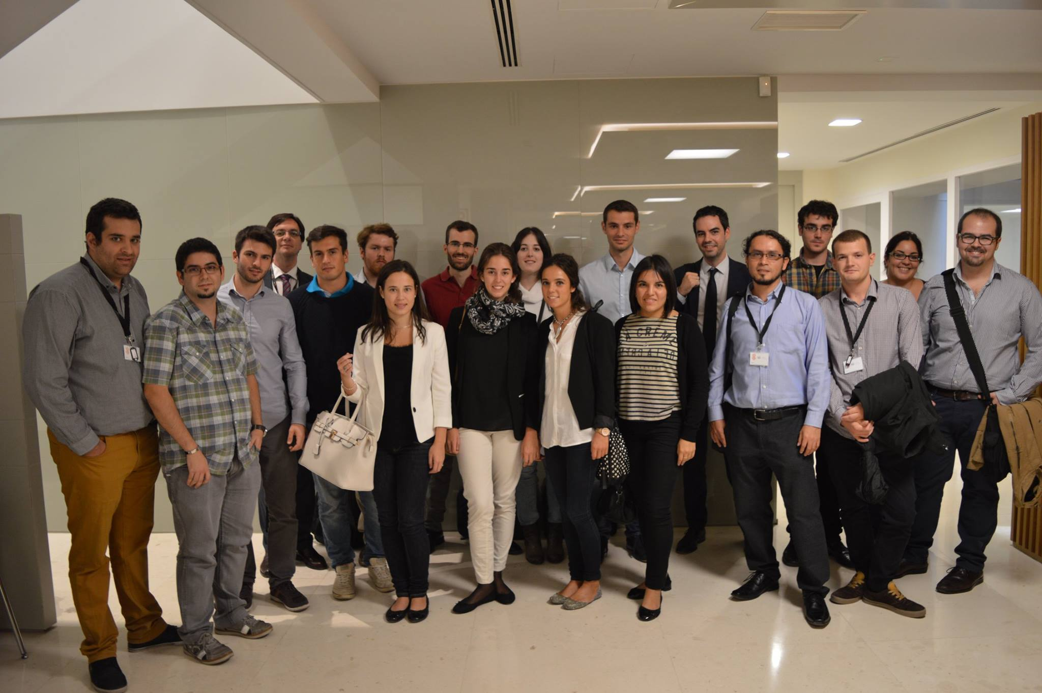 2015 class of Master in Data Science and Big Data